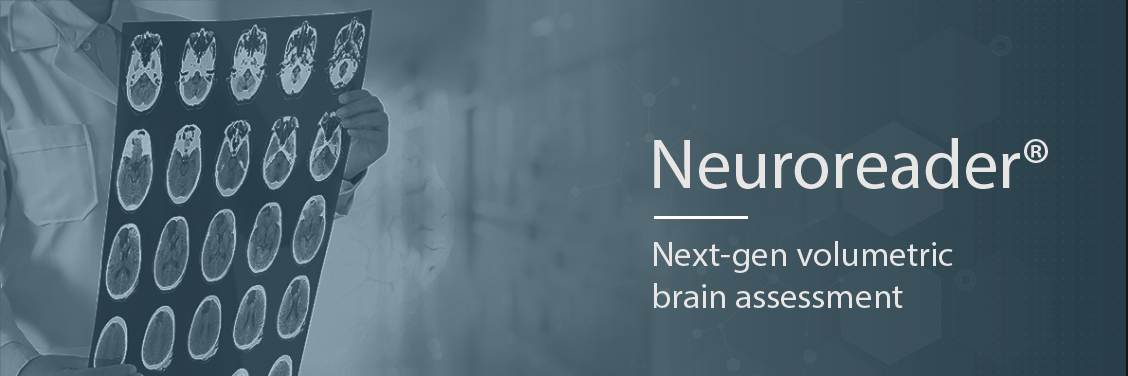 Research study validates Neuroreader® for accurate and fast measurement of brain volumes