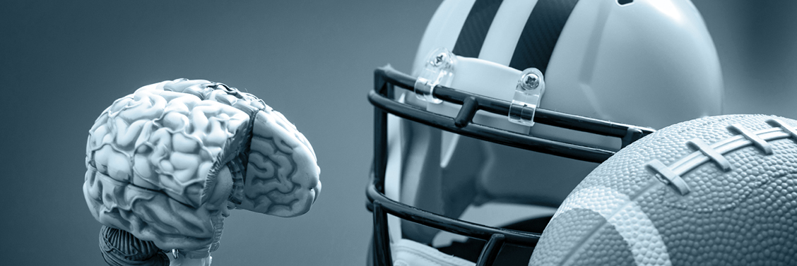 Progressive Focal Gray Matter Volume Loss in a Former High School Football Player
